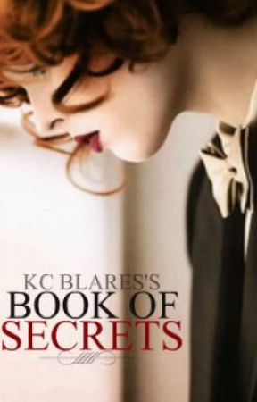 Book of Secrets by KC-Blares