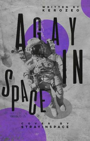 A Gay In Space by kerozeo