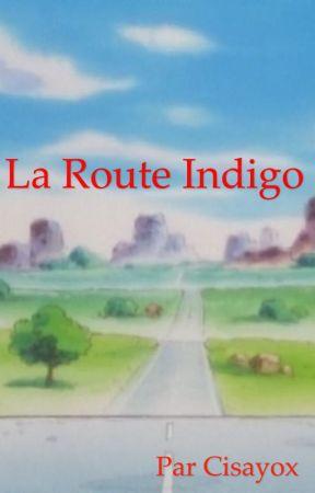[tome 2] La route Indigo (la trilogie de Baudet) [terminé] by AurlienHaro
