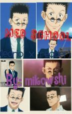 med school (Leorio X reader) by mikowshi