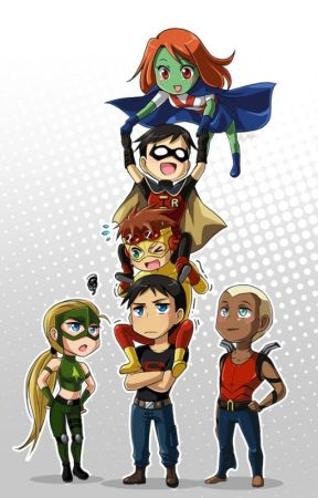 Young Justice X Reader (Requests OPEN) by Smhansen924