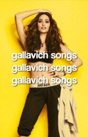Gallavich Songs by -johnsdeacon