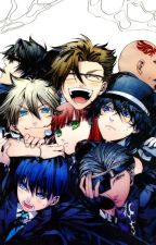 Arcana Famiglia one shots by Miss_LinaGiggles