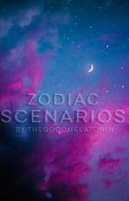 Zodiac Scenarios (Editing) by TheGoodMelatonin