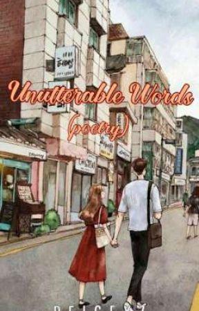 Unutterable Words by beigexz