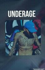 UNderage (Chris brown fan fiction) by filespills