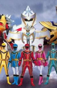 The Lost Dragon Power Ranger  cover