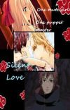 Silent love (Sasori fanfic) COMPLETED cover