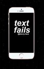 ✿ text fails ✿ | ✎ by LuciaBellex