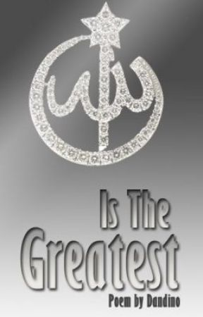Allah Is The Greatest by dandino