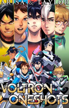 Voltron Legendary Defender Oneshots by Tayrisa