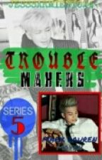 Trouble Maker 5: Mark Lauren Maven by jesssarmiento24