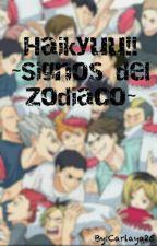 Haikyuu!! ~Signos del Zodíaco~ by Carlaya25