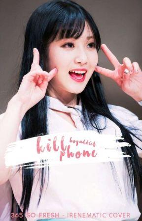 Killphone w/ yja [ Hiatus ] by Hoyaddict