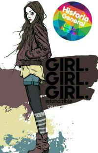 Girl. Girl. Girl. [En librerías.] cover
