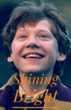 Shining Bright (Ron Weasley x Reader) by http-starlight-