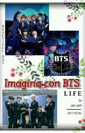 Imagina con BTS  by yura-kpop