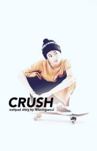 CRUSH   NCT Mark 1️⃣ cover