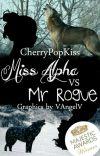 Miss Alpha vs Mr Rogue cover