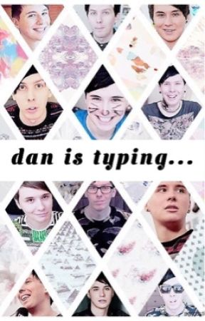 dan is typing... {phan} by aesthetgender