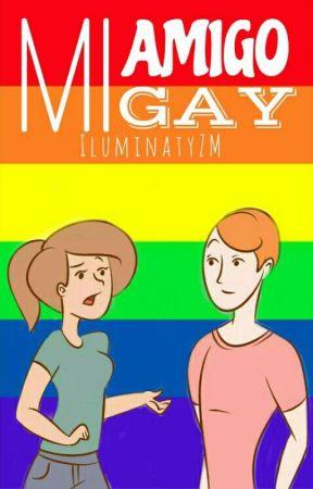 ¡Mi Amigo Gay!. by pe-dya