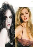Twilight: Bella vs Tanya by wondergirlxxx