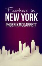 Feathers in New York by PhoenixMcGarrett