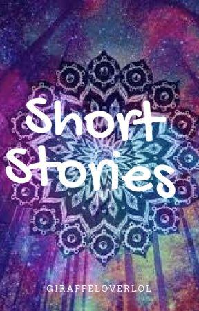 Short stories by Giraffeloverlol
