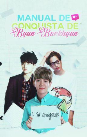Manual de conquista de Byun BaekHyun OT12 KaiSoo BaekYeol HunHan ChenMin TaoRis by LeslyPalomar