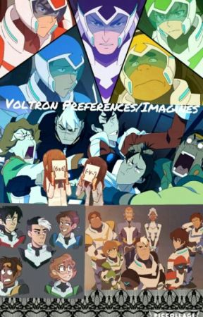Voltron Preferences by DawntoDust