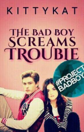 The BadBoy screams trouble!  by Startdust-Sprinkler