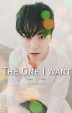 The one I want { Hansol Vernon } by vernon_bby
