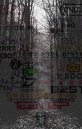 KPOP HORROR  by Baek-Con