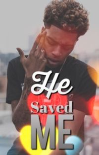 He Saved Me 1&2//Lucas Coly story// cover