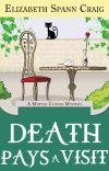 Death Pays a Visit : Myrtle Clover #7 cover