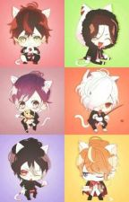 Diabolik Lovers Kitten!Dialovers x Reader by OtakuButterfly