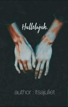 Hallelujah || Jay Park by itsajuliet