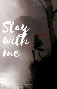 Stay with me |EreMika| [✔️] cover