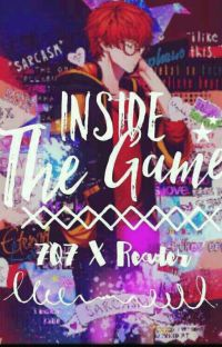 Inside The Game (707 x Reader) cover