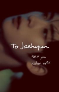 To Jaehyun  cover