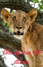 Alla djur har rätt att leva by KlarasNovell