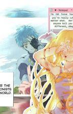 MY CELESTIAL DRAGON WARRIOR(Akatsuki No Yona Crossover Fairy Tail) by KarseinDeRuss