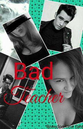 Bad Teacher.... (Brendon Urie/Josh Dun)  by miahh333