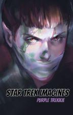Star Trek Imagines by PurpleTrekkie
