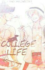 Collage Life (ZoroxSanji Fic) by FandomsInBooks
