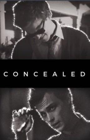 Concealed- Spencer Reid Fanfiction by schizoxmaniac