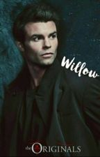 Willow ↠ Elijah Mikaelson by Gilliess