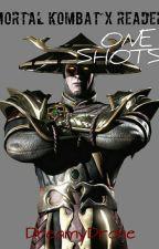 Mortal Kombat X Reader OneShots  by dreamydrone