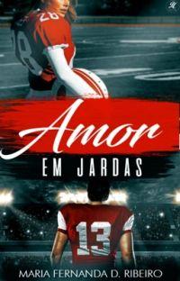 Amor em Jardas - Série Endzone - Livro 1 cover