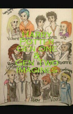 Harry Potter Gen One & Gen Two Imagines by Celestia_WolfHP